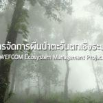 โครงการจัดการผืนป่าตะวันตกเชิงระบบนิเวศ  WEFCOM Ecosystem Management Project