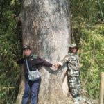 ลาดตระเวนรักษาป่าสงวนแห่งชาติ รอบผืนป่ามรดกโลกห้วยขาแข้ง