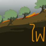 รู้รักษ์ป่า – ไฟป่า