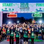 รายงานสรุปกิจกรรม SEUB RUN FOR HOME OF WILDLIFE 2018