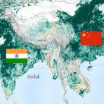 จีนและอินเดีย สองประเทศผู้นำด้านความเขียว