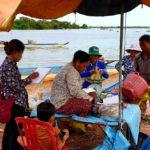 ทะเลสาบที่เป็นแหล่งอาหารของชาว ลุ่มน้ำโขง กำลังเผชิญภาวะขาดแคลนปลา