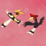 อยากมีรักแบบ นกเงือก Hornbills – วาเลนไทน์ปีนี้ ขอรักดี ๆ ที่ไม่ทิ้งกัน