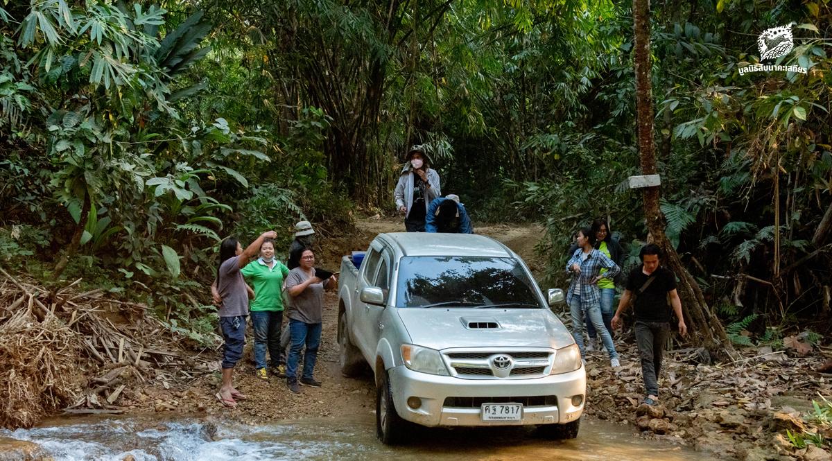 เรื่องเล่าระหว่างทางในป่าทุ่งใหญ่ฯ กับเบื้องหลังการทำงานของนักพัฒนาและนักอนุรักษ์ภาคสนาม