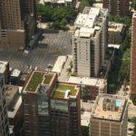 ปลูกต้นไม้บนชั้นดาดฟ้าช่วยลดความร้อนในเมืองได้ 3-4 องศาเซลเซียส