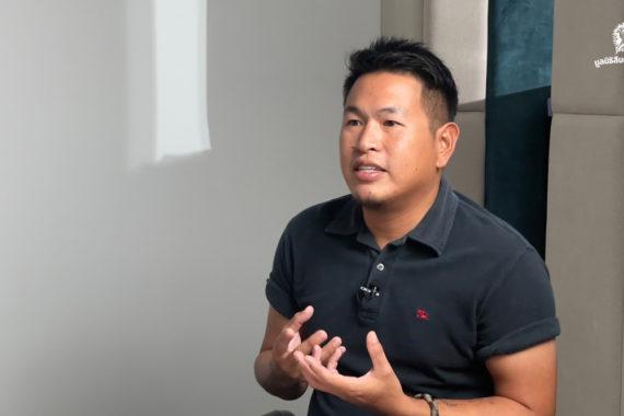 จิรายุ เอกกุล กับการจัดทริป ชมวาฬบรูด้า และแนวคิดพาวาฬไทยให้เป็นรู้จักในระดับสากล