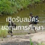 เปิดรับสมัครขอทุนการศึกษาสำหรับบุตร-ธิดาของพนักงานพิทักษ์ป่า จำนวน 20 ทุน